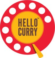 Hello Curry logo