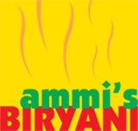 Ammis Biryani logo