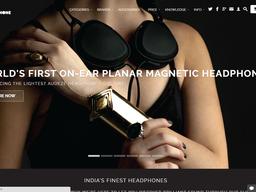 Headphone Zone screenshot
