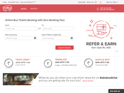 RedBus screenshot