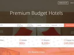 ZO Rooms screenshot