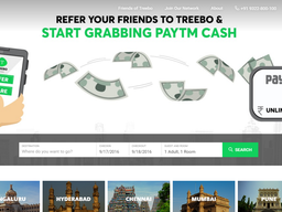 Treebo Hotels screenshot