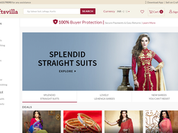 Craftsvilla screenshot