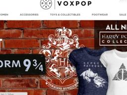 VoxPop screenshot