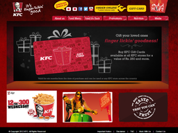 KFC screenshot