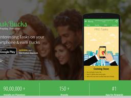 TaskBucks screenshot