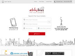 Abhibus screenshot