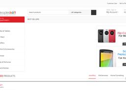 PeoplesKart screenshot